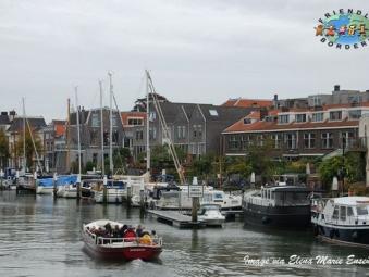 People Cruise around Netherlands