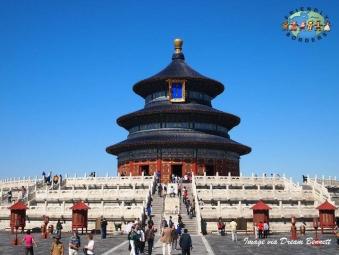 People Visit Beijing's Temple of Heaven copy