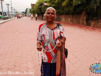 Street Vendor in Malaysia