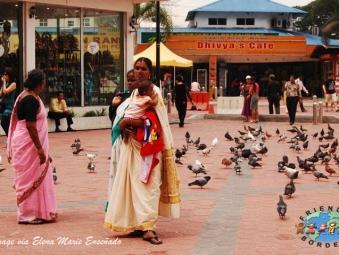 Women Chatting in Malaysia