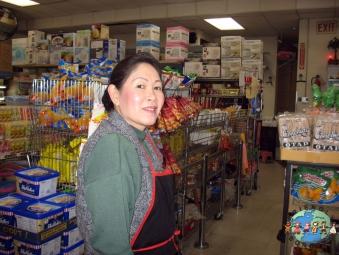 Vietnamese Lady in California