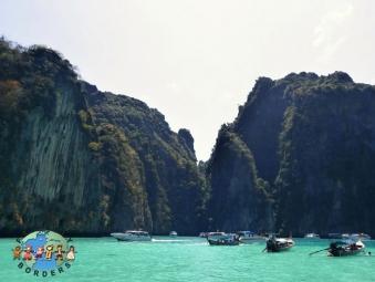 Boatmen in Krabi