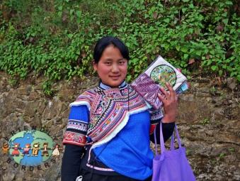 Yi woman, China