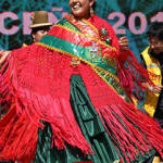 Cholita Dress – A Blend of Time and Place at the Top of the World